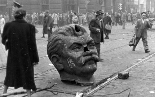 Hungary remembers the 1956 uprising