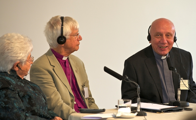 London: Meeting of Bishops of various Churches, friends of the Focolare