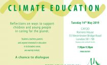 Bridging London – Climate Education