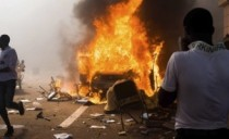 Riots in BurkinaFaso