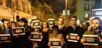 Charlie Hebdo: Dialogue to stop barbarism
