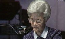"""Chiara Lubich: """"There is no stage in life that is not worth living."""""""