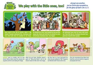 Word of Life for children - May