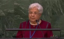 Maria Voce at the United Nations: Inventing Peace