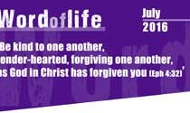 July Word of Life