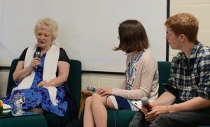 Baroness Nuala O'Loan answers questions from Brónagh MacGuinness and Ronán Costello.