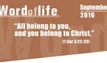 September Word of Life