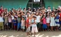 Thailand: three days with the Mae Sot children
