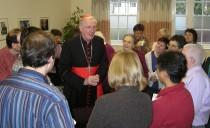 Cardinal Cormac – 'Thank you for being you'