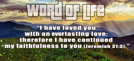 August Word of Life