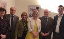 British Ambassador's hope for Interfaith Dialogue after Centre visit