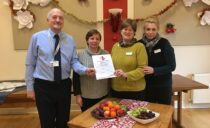 Eat out, eat well Award