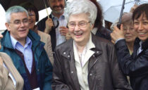 Many journeys, one light- remembering Chiara Lubich's  visits to Britain.