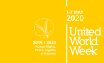 United World Week 2020: #InTimeForPeace