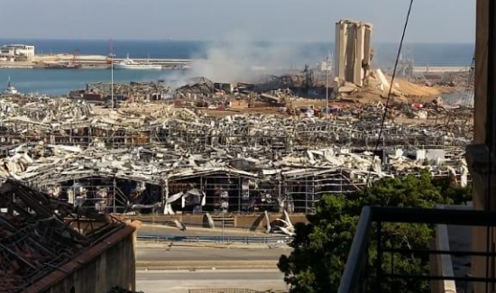 Lebanon: rising from the rubble