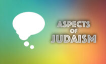 Aspects of Judaism.