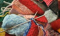 Knitting for the planet