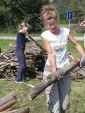 Third Summerjob in Slovenia, against poverty