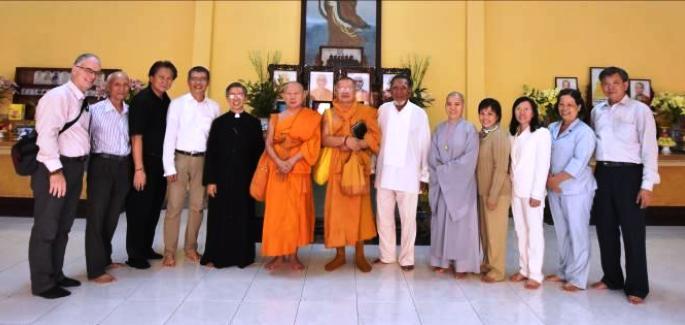 Luce Ardente's visit to Vietnam