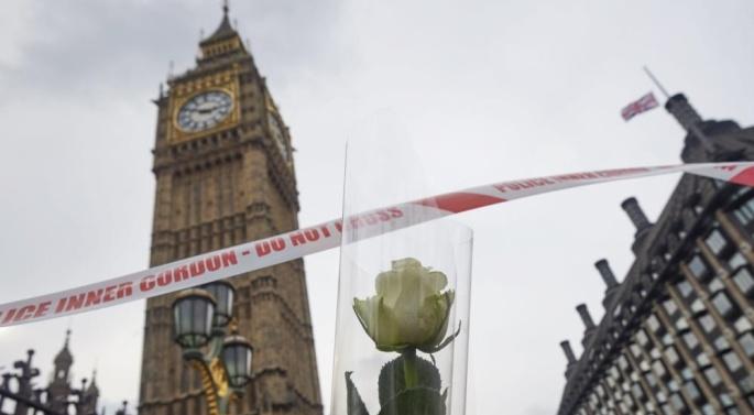 Condolences for the London attack