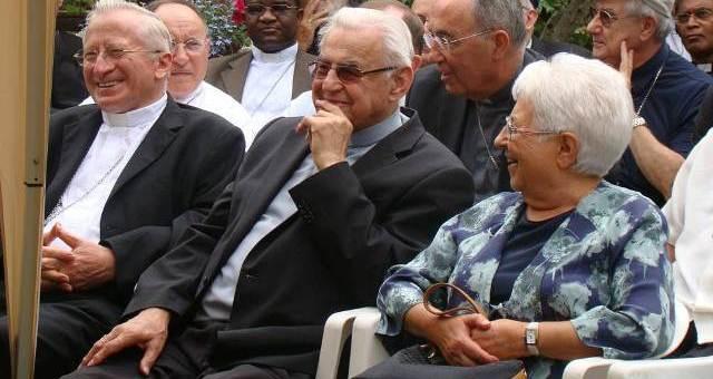 Maria Voce speaks of Cardinal Vlk