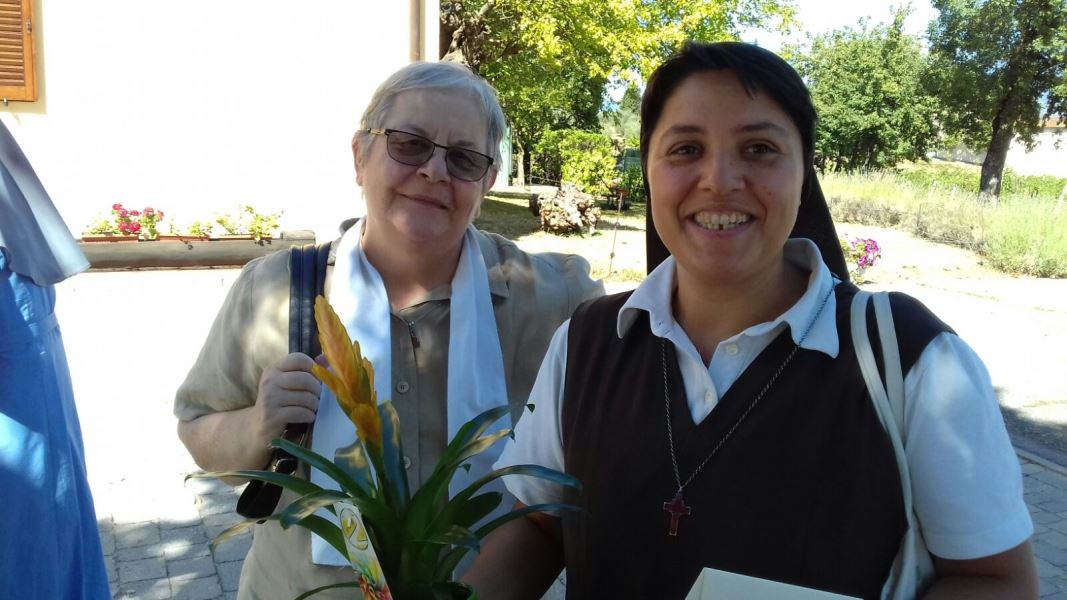 Consecrated Women, Lives Given For Others