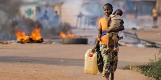 Central African Republic: Siding with the wounded