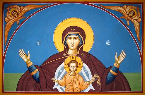 Mary, Seat of Wisdom