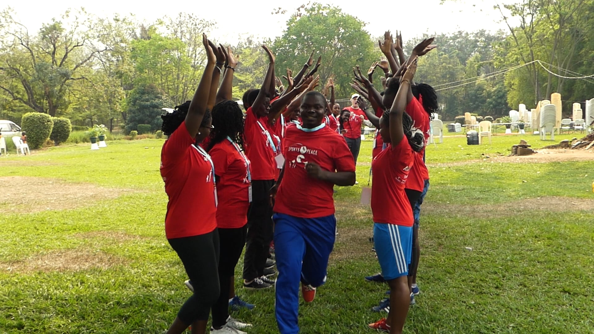 East Africa – Sports4Peace