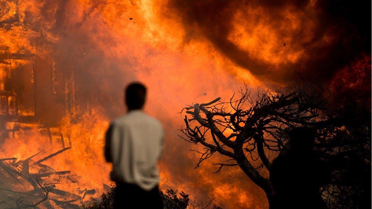 California in Flames