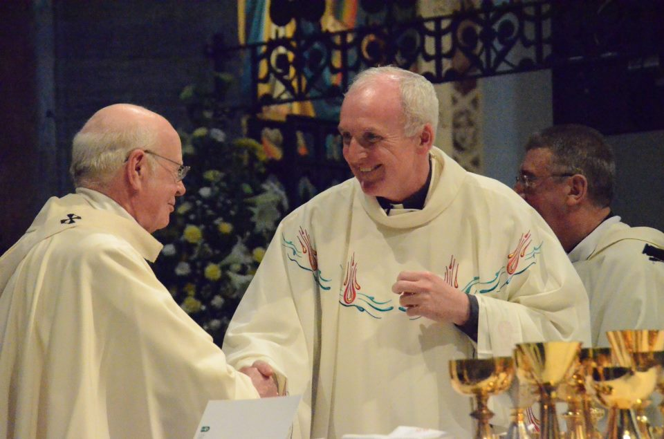Brendan Leahy ordained Bishop of Limerick
