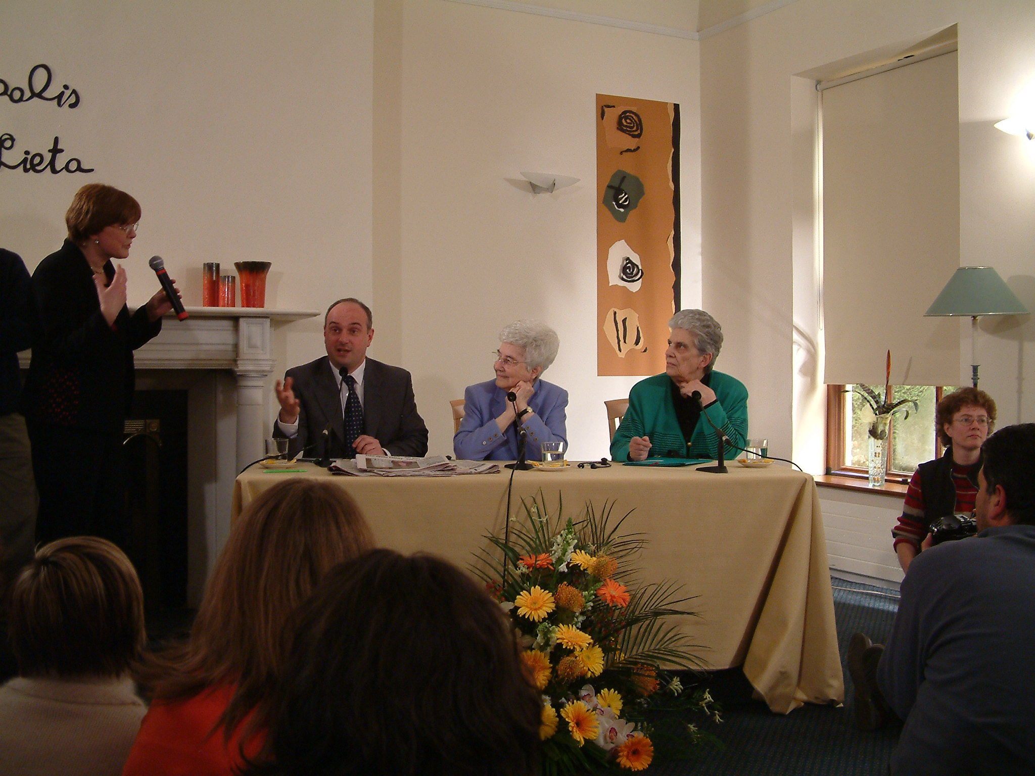 Chiara Lubich to the Community in Ireland