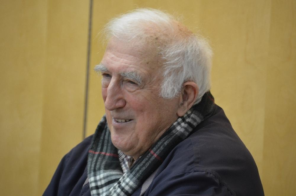 Go beyond barriers of 'tyranny of normality': Jean Vanier