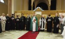 Ecumenical Prayer at Holy Cross College Church in Dublin