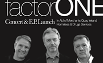 Factor One back with concert and new EP