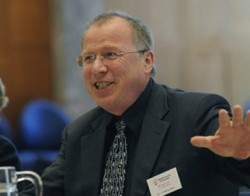 Rev. Dr Martin Robra of the World Council of Churches.