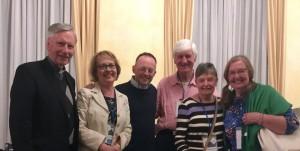 Irish representative to the Ecumenical Week