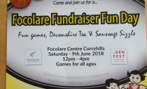 Fundraiser Fun Day on the 9th June