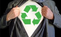 Recycle your tee