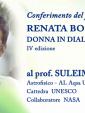 """Renata Borlone, Woman of Dialogue"""