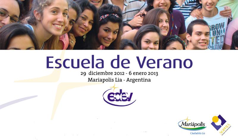 Escuela de Verano: Fundamentos epistemológicos para una cultura de la fraternidad
