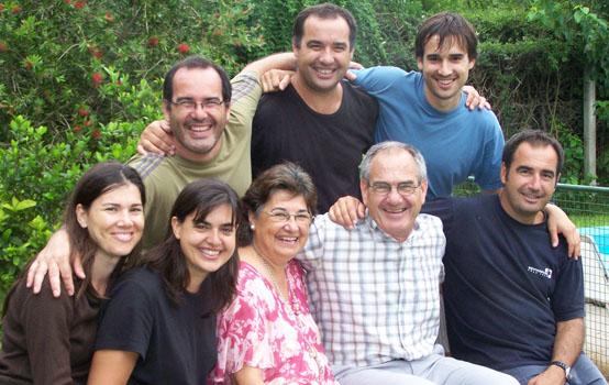 Familia Burset: 26 años construyendo la Mariápolis