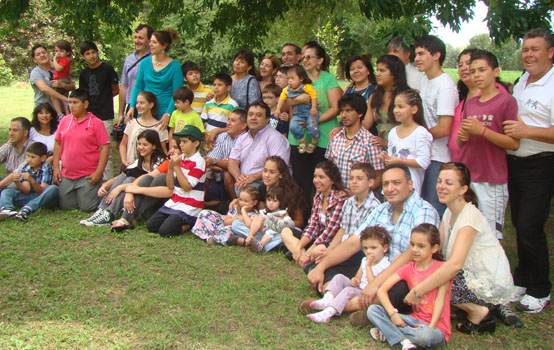 Escuela Loreto 2013: una familia de familias
