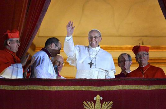 El Papa Francisco: la frescura del Espíritu Santo