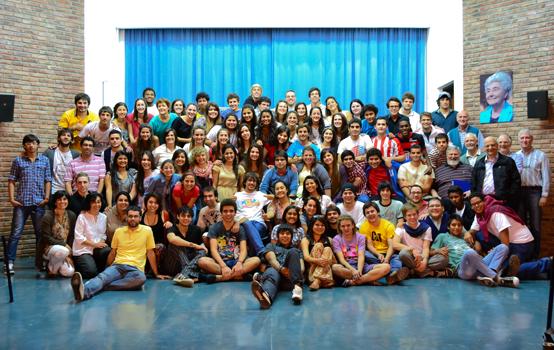 Escuela Gen 2013: una experiencia de vida