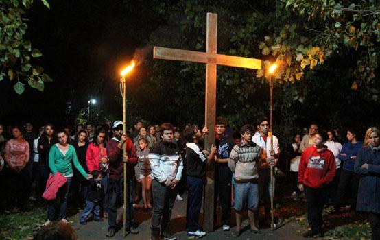"""Semana Santa 2013: """"Existe un Paraíso, y está aquí"""""""