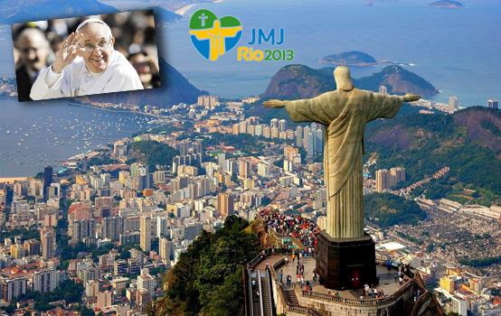 Con Francisco en Río