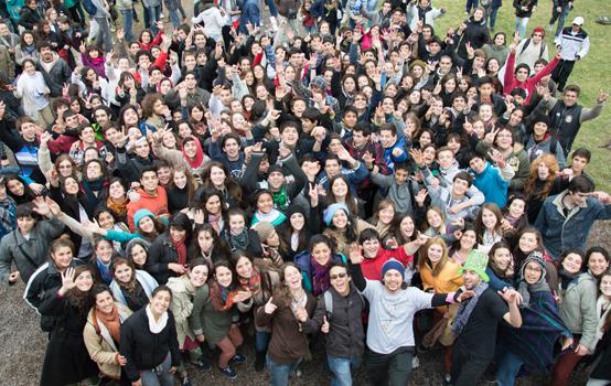 Fiesta de los jóvenes 2013: salir de los propios esquemas
