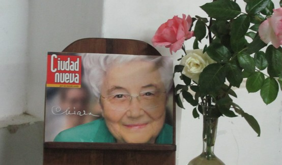 Conmemoración por el aniversario del fallecimiento de Chiara Lubich
