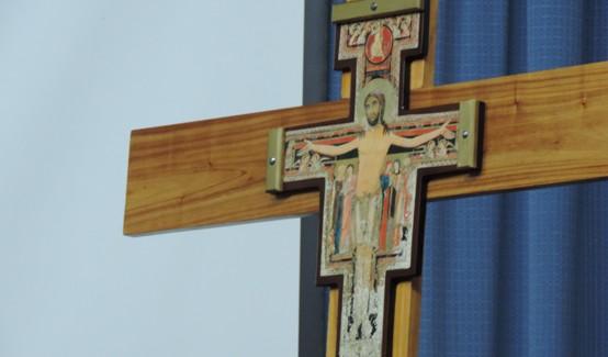 La Cruz de San Damián en la Mariápolis